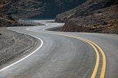 Torcer el camino en el norte de Argentina