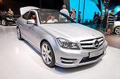 Mercedes C-class
