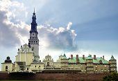 The Jasna Gora sanctuary in Czestochowa, Poland is most important pilgrimage place