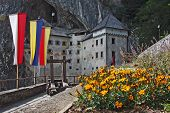 Predjama Castle, Slovenija