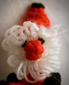 Wooly Santa