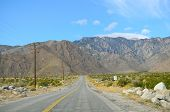 Palm Springs Road