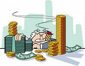 Banker Banking Finance Clip Art
