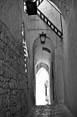 Ostuni lane the White City