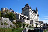 Fairmont Château Laurier In Ottawa, Canada