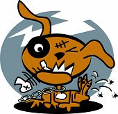 Cartoon Dog Clipart