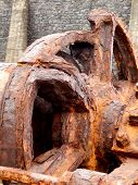 Rusted Cog