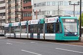 Hiroshima-Tram