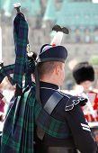 Royal Piper At Parliament Hill