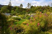 Walled garden, Applecross