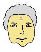 Grandmother Senior