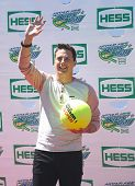 Actor, producer, and Nickelodeon game show host Jeff Sutphen attends Arthur Ashe Kids Day 2013