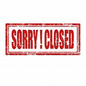 Sorry!closed
