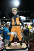 Naruto At Comic-con 2009