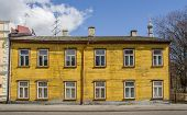 Yellow House In Parnu