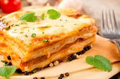 Fresh Lasagna
