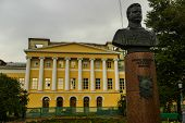Mikhail Frunze Military Academy