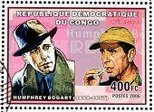 Humphrey Bogart Stamp