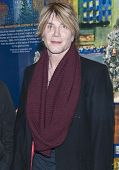 NEW YORK-DEC 4: Singer John Rzeznik of the Goo Goo Dolls attends the 81st Annual Rockefeller Center