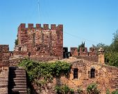 Castle, Silves, Portugal.