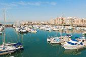 Marina In Torrevieja, Spain
