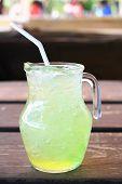 Jug of Guava juice