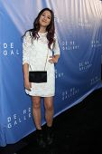 LOS ANGELES - MAY 15:  Michelle Branch at the De Re Gallery Opening at De Re Gallery on May 15, 2014