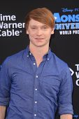 LOS ANGELES - JUN 17:  Calam Worthy at the
