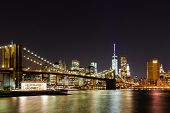 The Brooklyn Bridge - New York City