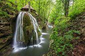 Bigar Cascade Falls in Romania