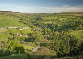 Woode Yorkshire valley
