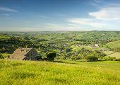 Green valley Yorkshire
