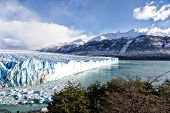 Glacier Perito Moreno National Park in Patagonia, Argentina.