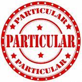 Particular-stamp
