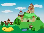 Medieval World poster