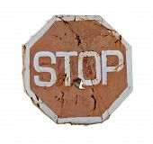 Old Sign Stop