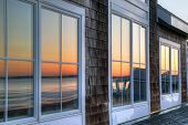 Sunrise reflection 29