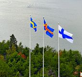 Nordic Flags.
