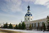 Church Assumption Blessed Virgin Mary. Ivanovo Region. Russia