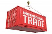 stock photo of trade  - International Trade  - JPG