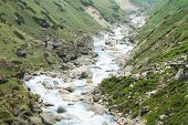 Mandakini River.