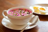 Cold Beet Soup
