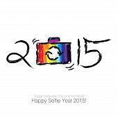 Happy Selfie Year 2015