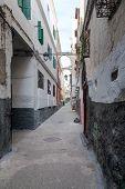 Tetuan In Morocco
