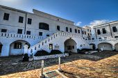 foto of trade  - Cape Coast Castle is a fortification in Ghana built by Swedish traders for trade in timber and gold - JPG