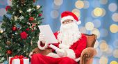 pic of letters to santa claus  - christmas - JPG