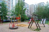 Vilnius City Pasilaiciai District Houses Environment