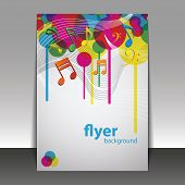 Party Time: Music - Flyer or Cover Design Template