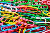Colorful Paperclip