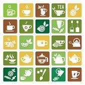 Tea Time Icons